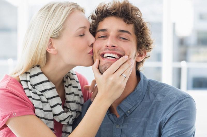 Így csókolunk mi
