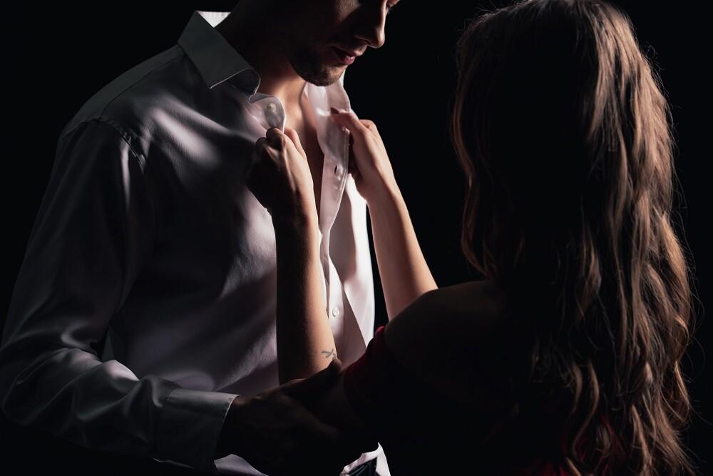 Amikor a nő szexuális fantáziája beindul