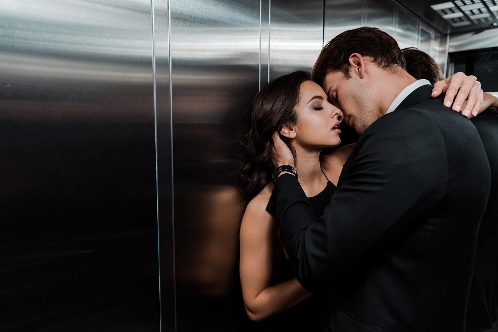 Szexualitás - A csóktól jobb és teljesebb a szex