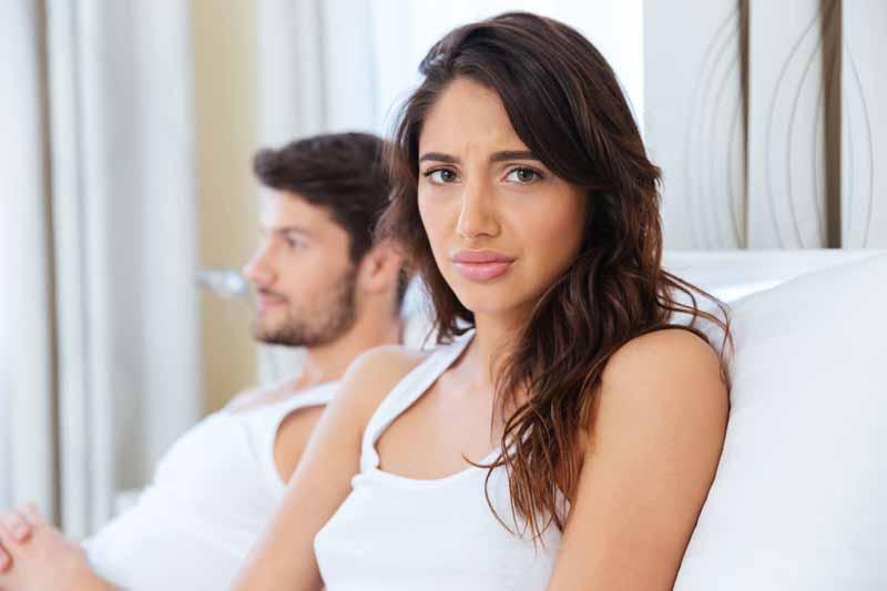A szexuális diszfunkció 5 jele - nőknél
