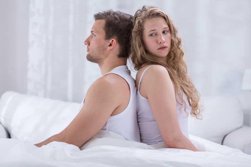 A férjem nem akar szexet