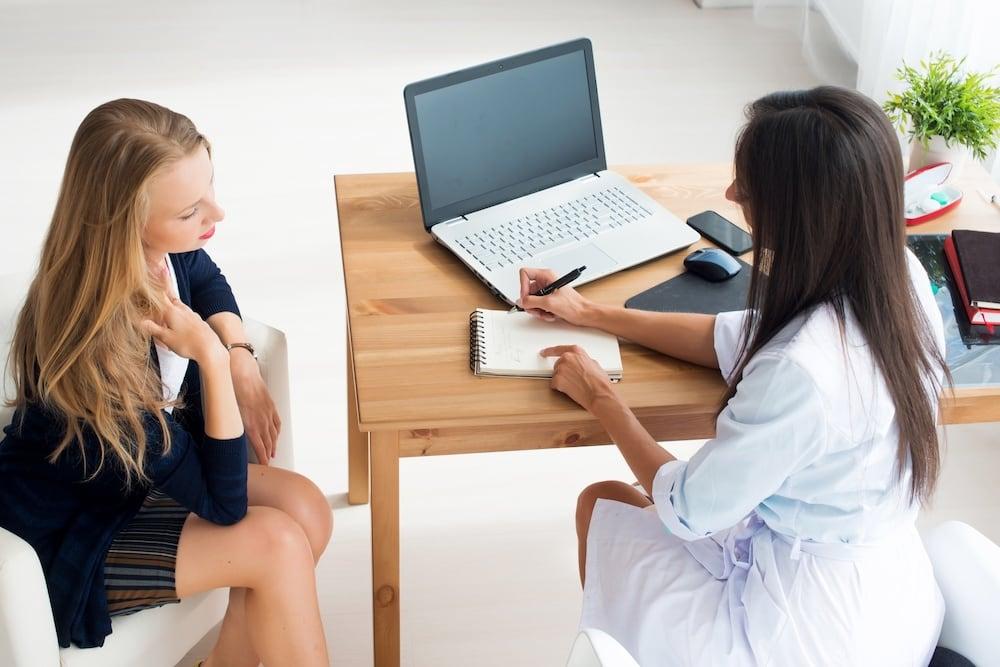 Szüzen a nőgyógyásznál