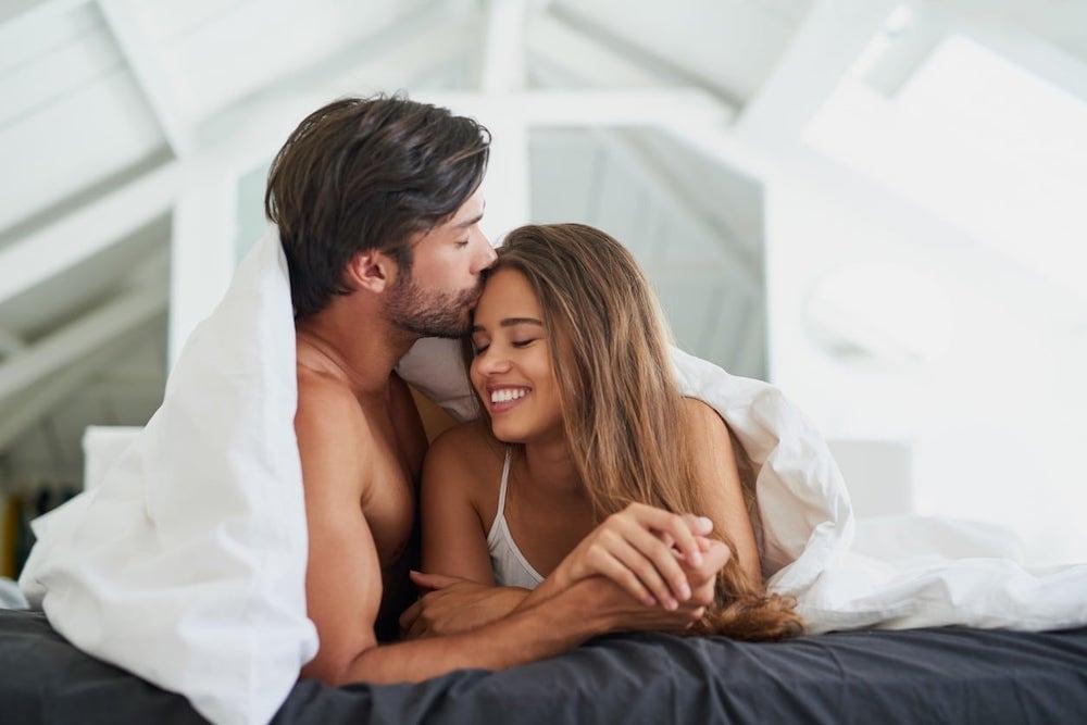 A szenvedélyes szerelem a legerősebb szerelem