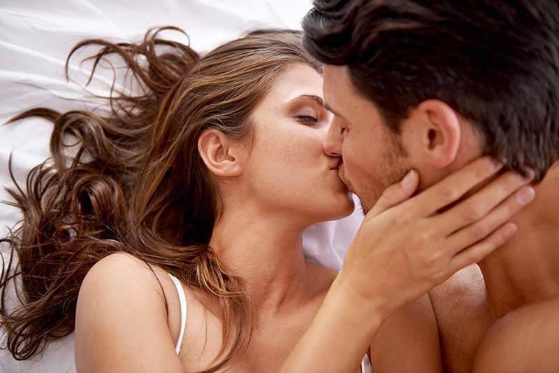 Szórakoztató és szenvedélyes szex