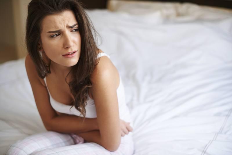 Menstruáció előtt mélyponton vagyok. Mit tegyek?