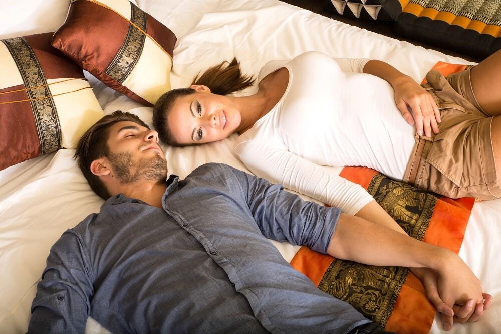 Az alváshiánynak köze van a szexuális problémáidhoz